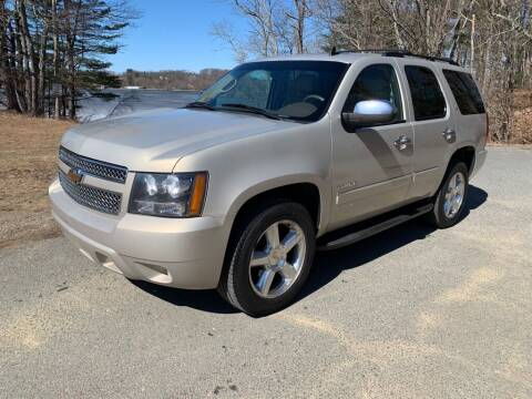 2010 Chevrolet Tahoe for sale at Elite Pre-Owned Auto in Peabody MA