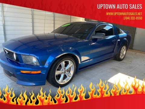2007 Ford Mustang for sale at Uptown Auto Sales in Charlotte NC