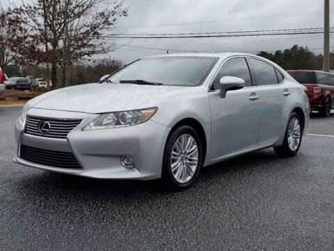 2014 Lexus ES 350 for sale at Gentry & Ware Motor Co. in Opelika AL
