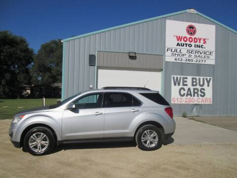 2011 Chevrolet Equinox for sale at Woody's Auto Sales Inc in Randolph MN
