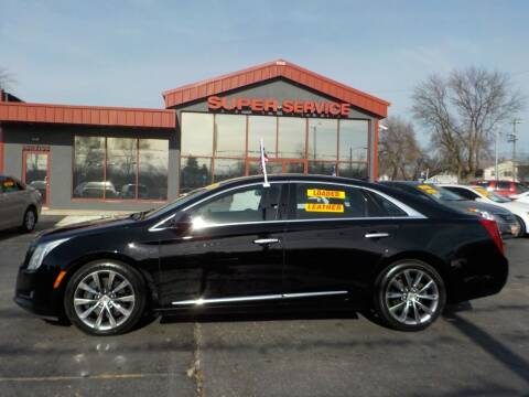 2013 Cadillac XTS for sale at Super Service Used Cars in Milwaukee WI