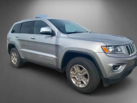 2015 Jeep Grand Cherokee for sale at Eley Auto Sales & Service in Loretto MN