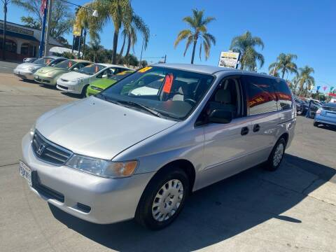 2003 Honda Odyssey for sale at 3K Auto in Escondido CA