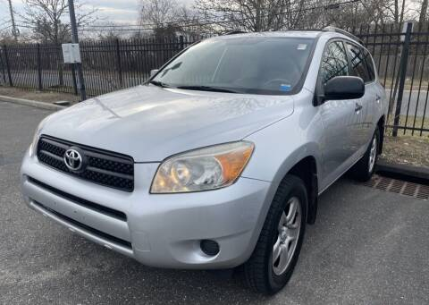 2008 Toyota RAV4 for sale at Primary Motors Inc in Commack NY