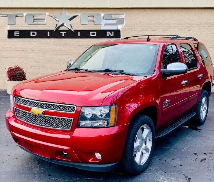 2013 Chevrolet Tahoe for sale at Monterrey Auto Brokers in Decatur GA