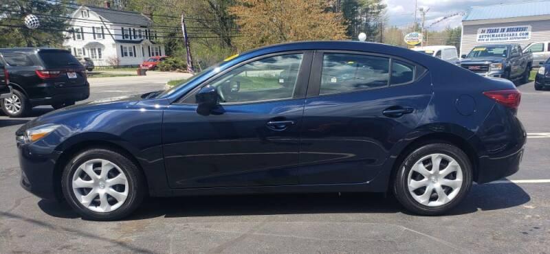 2018 Mazda MAZDA3 for sale in Rochester, NH