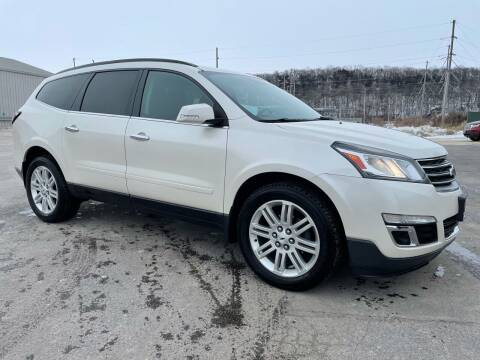 2014 Chevrolet Traverse for sale at Kuhn Enterprises, Inc. in Fort Atkinson IA
