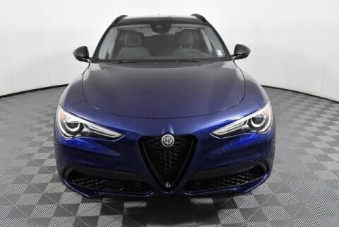 2021 Alfa Romeo Stelvio for sale at Southern Auto Solutions-Jim Ellis Maserati in Marietta GA