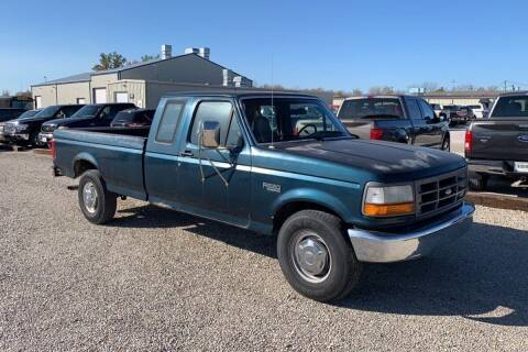1995 Ford F-250 for sale at WEINLE MOTORSPORTS in Cleves OH