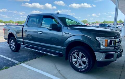 2018 Ford F-150 for sale at Midwest Autopark in Kansas City MO