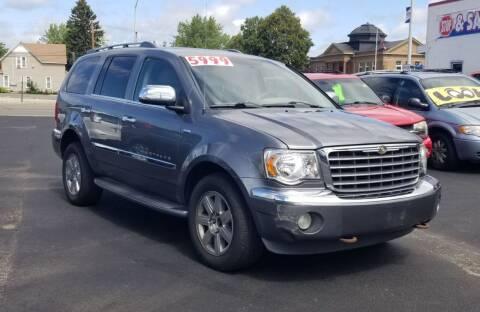 2008 Chrysler Aspen for sale at Tower Motors in Brainerd MN