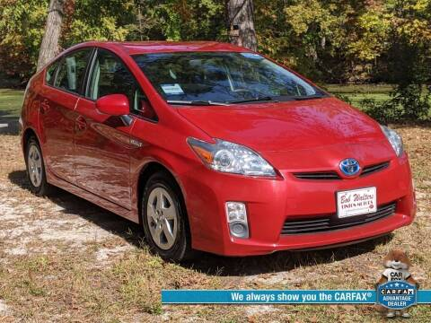 2011 Toyota Prius for sale at Bob Walters Linton Motors in Linton IN