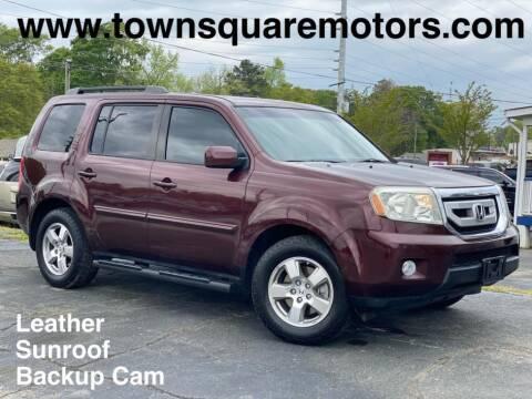 2011 Honda Pilot for sale at Town Square Motors in Lawrenceville GA