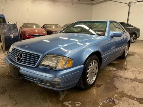 1996 Mercedes-Benz SL-Class for sale at Velocity Motors in Newton MA