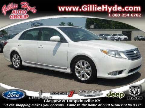 2012 Toyota Avalon for sale at Gillie Hyde Auto Group in Glasgow KY