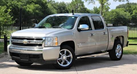 2008 Chevrolet Silverado 1500 for sale at Texas Auto Corporation in Houston TX