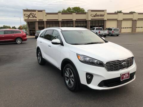 2019 Kia Sorento for sale at ASSOCIATED SALES & LEASING in Marshfield WI