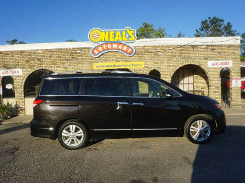 2015 Nissan Quest for sale at Oneal's Automart LLC in Slidell LA