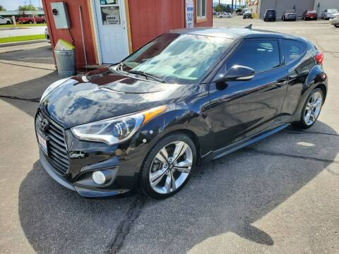 2013 Hyundai Veloster for sale at Curtis Auto Sales LLC in Orem UT