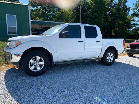 2009 Nissan Frontier for sale at Steve's Auto Sales in Harrison AR