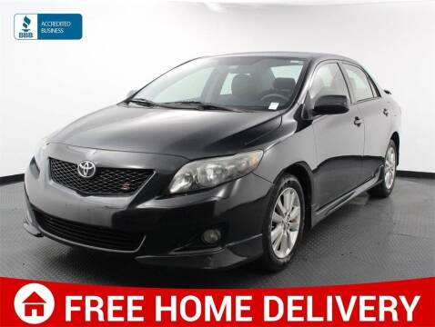 2009 Toyota Corolla for sale at Florida Fine Cars - West Palm Beach in West Palm Beach FL