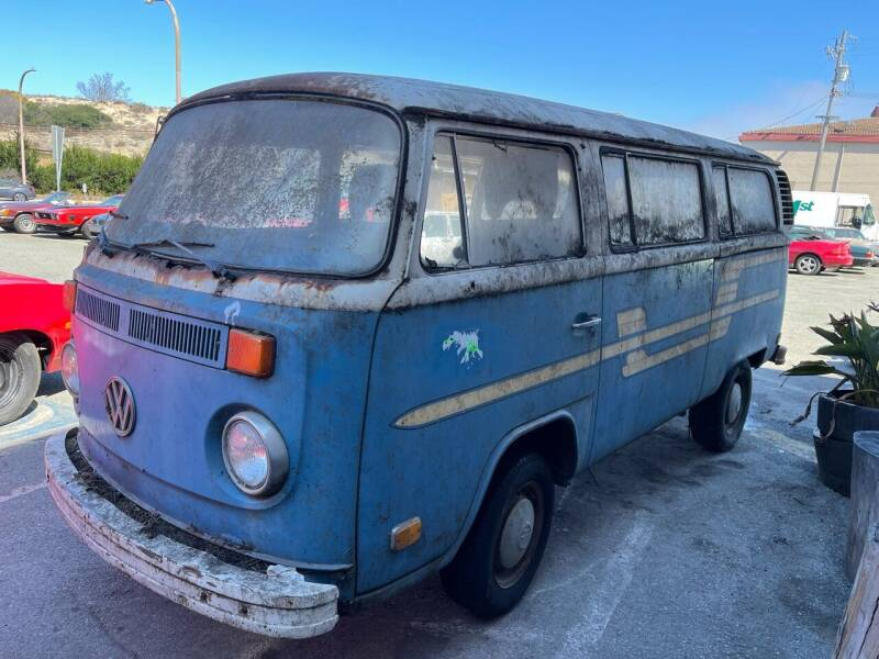 1975 Volkswagen Bus for sale at Dodi Auto Sales in Monterey CA