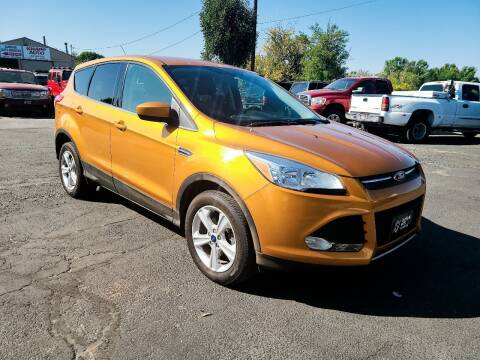 2016 Ford Escape for sale at Silverline Auto Boise in Meridian ID