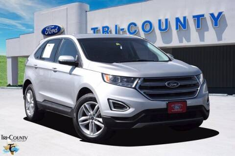 2018 Ford Edge for sale at TRI-COUNTY FORD in Mabank TX