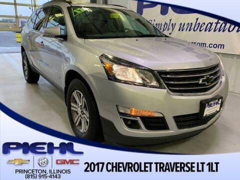 2017 Chevrolet Traverse for sale at Piehl Motors - PIEHL Chevrolet Buick Cadillac in Princeton IL