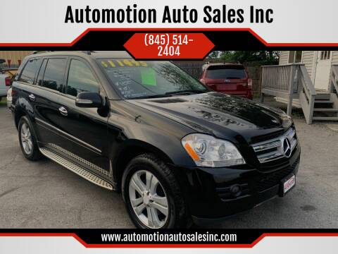 2008 Mercedes-Benz GL-Class for sale at Automotion Auto Sales Inc in Kingston NY