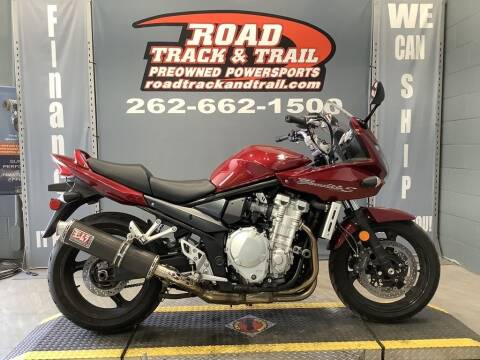 2007 Suzuki Bandit 1250 S for sale at Road Track and Trail in Big Bend WI