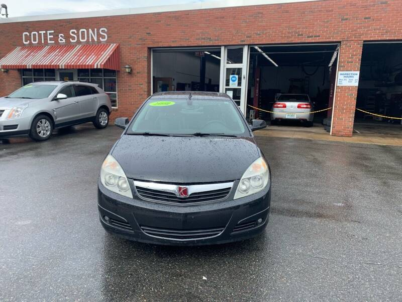 2008 Saturn Aura for sale at Cote & Sons Automotive Ctr in Lawrence MA