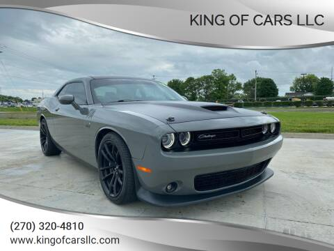 2017 Dodge Challenger for sale at King of Cars LLC in Bowling Green KY