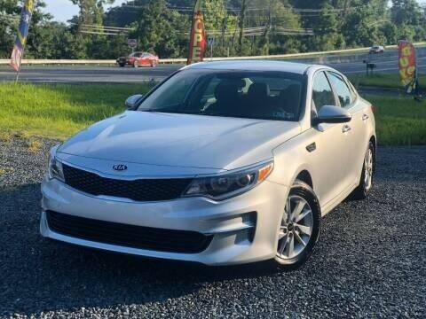 2017 Kia Optima for sale at A&M Auto Sale in Edgewood MD
