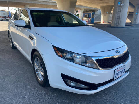 2012 Kia Optima for sale at Bay Auto Exchange in San Jose CA