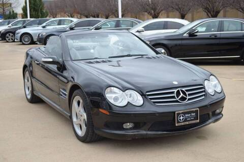 2004 Mercedes-Benz SL-Class for sale at Silver Star Motorcars in Dallas TX