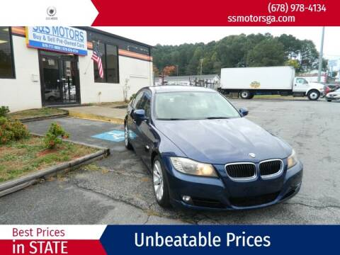 2011 BMW 3 Series for sale at S & S Motors in Marietta GA