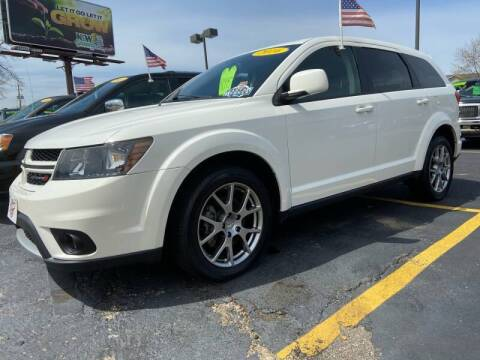 2016 Dodge Journey for sale at Stach Auto in Edgerton WI