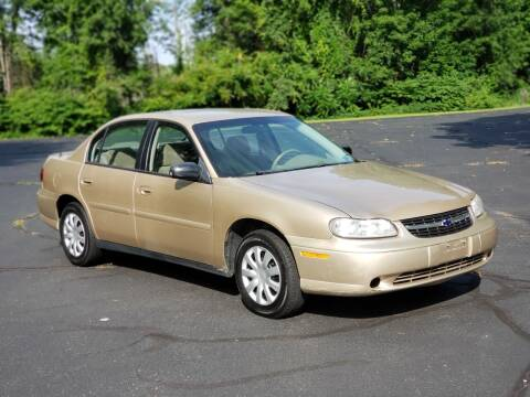 2003 Chevrolet Malibu for sale at AS IS DISCOUNT CARS in Hampstead NH