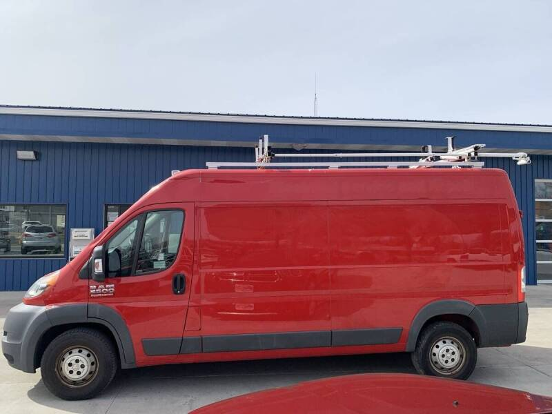 2015 RAM ProMaster Cargo for sale at Twin City Motors in Grand Forks ND