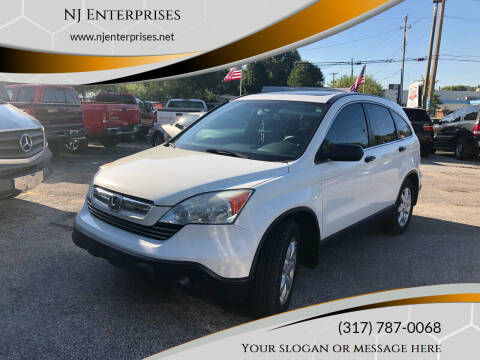 2009 Honda CR-V for sale at NJ Enterprises in Indianapolis IN