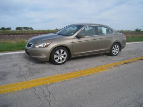 2008 Honda Accord for sale at BEST CAR MARKET INC in Mc Lean IL