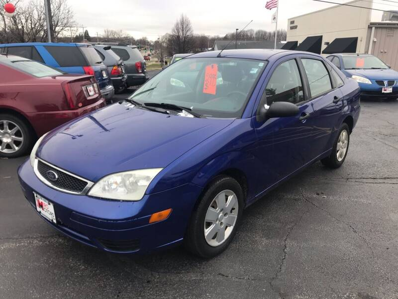 2006 Ford Focus for sale at Miro Motors INC in Woodstock IL