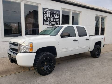 2009 Chevrolet Silverado 1500 for sale at Kellam Premium Auto Sales & Detailing LLC in Loudon TN