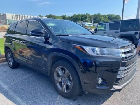 2018 Toyota Highlander for sale at Southern Auto Solutions-Jim Ellis Volkswagen Atlan in Marietta GA