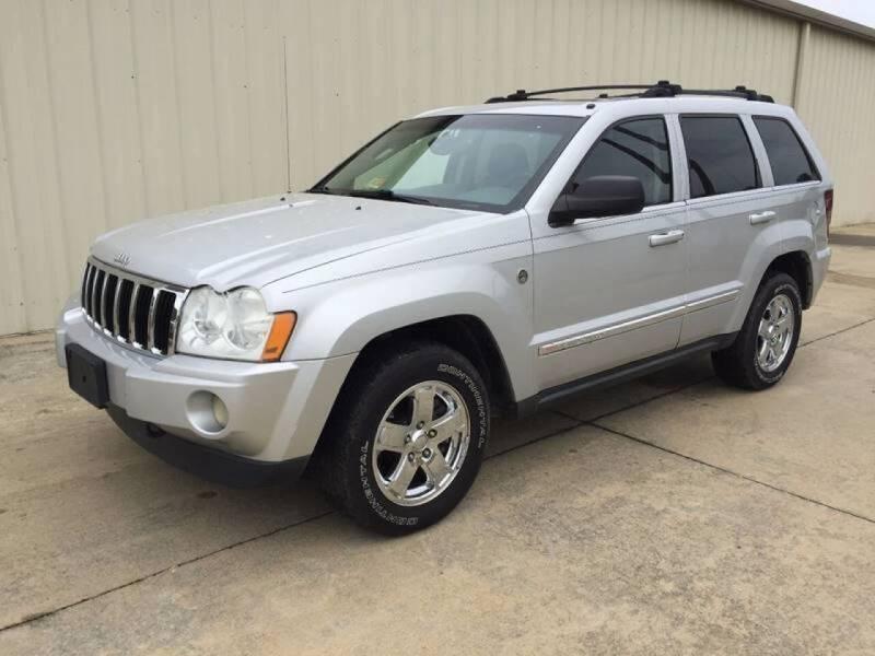 2005 Jeep Grand Cherokee for sale at Freeman Motor Company in Lawrenceville VA
