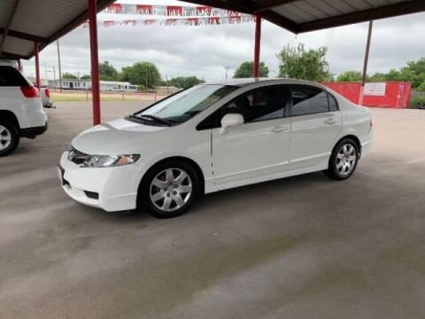 2010 Honda Civic for sale at The Car Barn in Waco TX