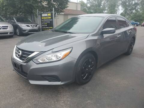 2016 Nissan Altima for sale at MIDWEST CAR SEARCH in Fridley MN