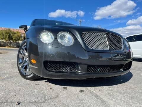 2007 Bentley Continental for sale at Boktor Motors in Las Vegas NV