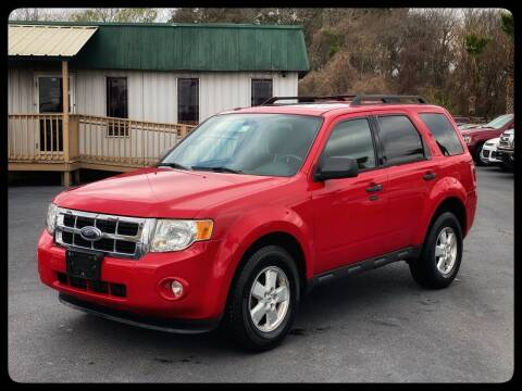 2009 Ford Escape for sale at ASTRO MOTORS in Houston TX